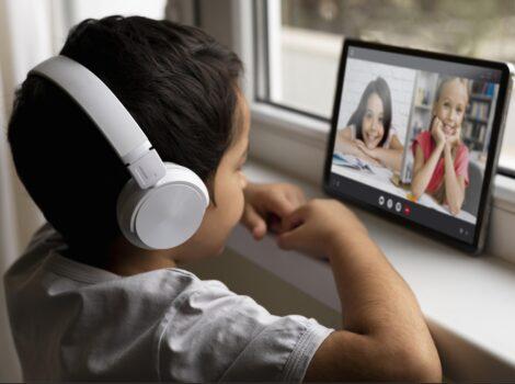 ¿Cómo crear espacios de conversación entre niños en una educación virtual?